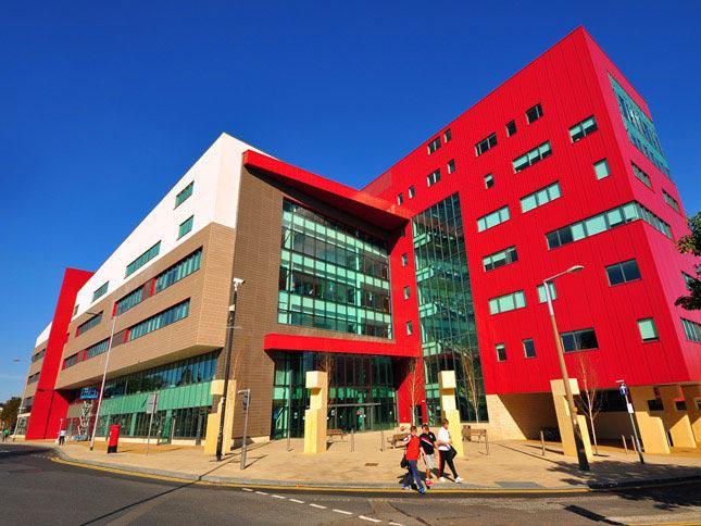 Barnsley College Regeneration Cradles Apollo Cradles