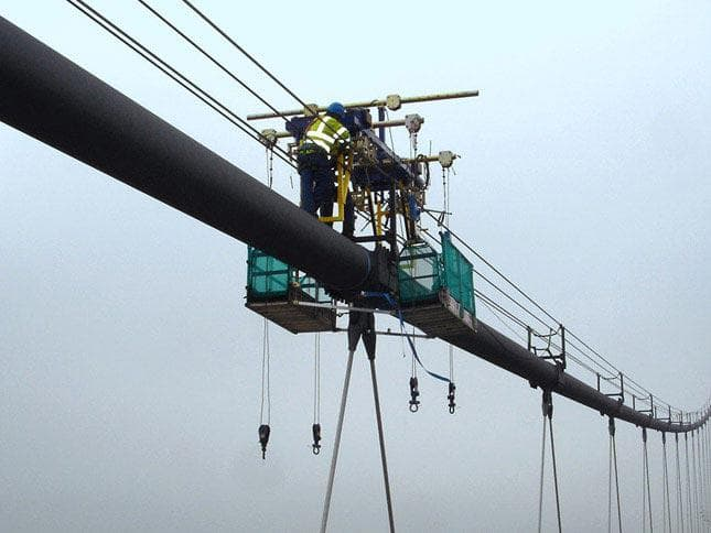 Humber Bridge Maintenance - Image 3