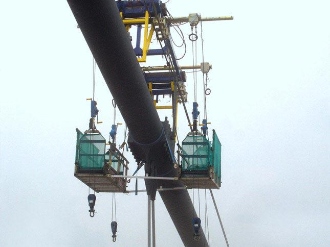 Humber Bridge Maintenance - Image 4