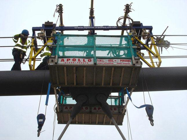 Humber Bridge Maintenance - Image 5
