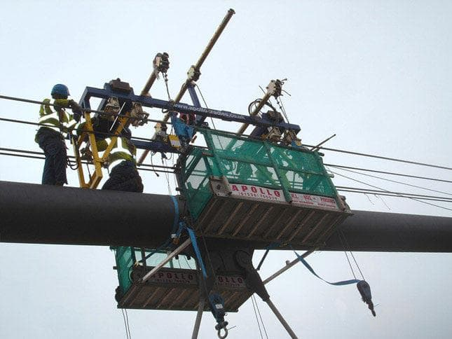 Humber Bridge Maintenance - Image 6
