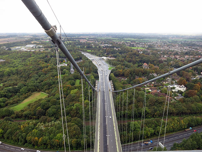 Humber Bridge Maintenance - Image 9