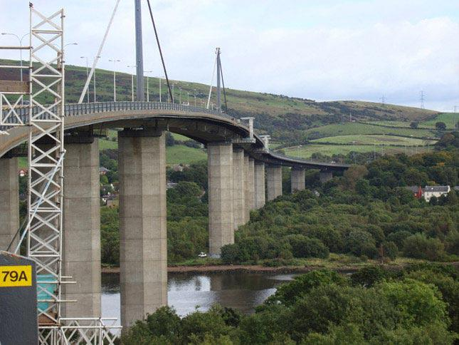 Erskine Bridge Maintenance - Image 9