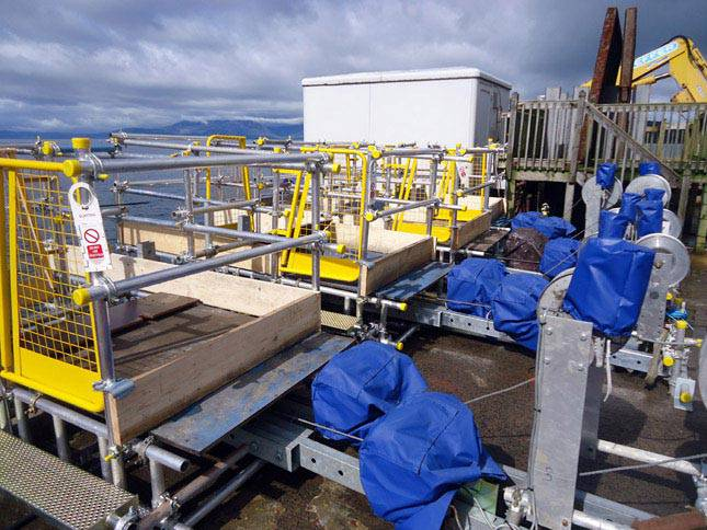 Hunterston Jetty Repair - Phase 2 - Image 1