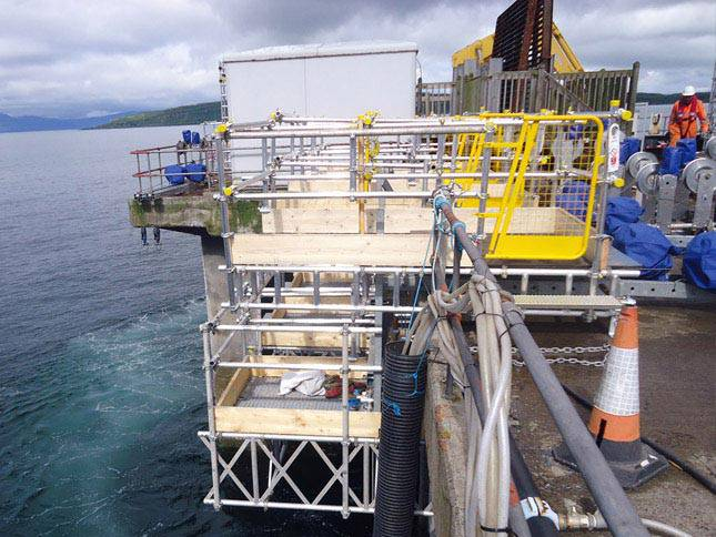 Hunterston Jetty Repair - Phase 2 - Image 3