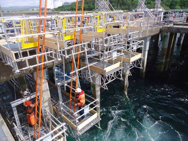 Hunterston Jetty Repair - Phase 2 - Image 5