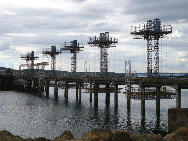 Hunterston Jetty Repair - Phase 2 - Image 7