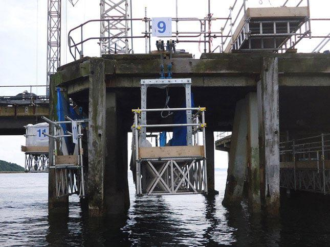 Hunterston Jetty Repair - Phase 2 - Image 8
